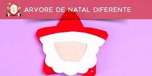 Árvore de Natal diferente, você que é super descolada vai amar essa ideia!