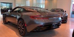 Carro Aston Martin DB11, uma máquina além de ser muito lindo!