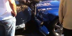 Carrões que não se deram muito bem, cada acidente mais louco que o outro!