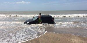 Carros e água - Uma combinação que não dá muito certo, confira!