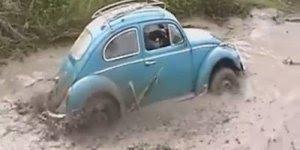 Depois ainda pergunto porque o fusca é o melhor carro que já existiu!