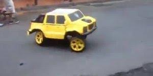 Fantasia de carro , perfeito para arrasar em suas festas!!!