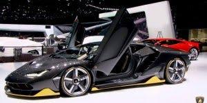Lamborghini Centenário - Veja um pouco dessa máquina, muito linda!