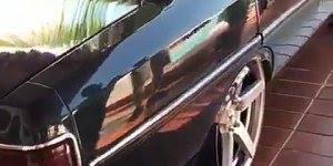 Motor impecável de um Opala Diplomata, que relíquia, confira!