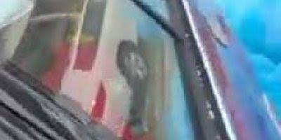 Não buzine atrás de um carro com turbo, ele solta fumaça azul!