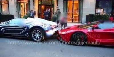 Quando motoristas despreparados pegam um carro de luxo para dirigir!