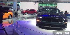 Vídeo com feira de carros luxuosos em Detroit, vale a pena conferir!!!