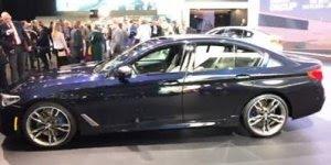 Vídeo mostrando BMW Série 5, olha só que espetáculo de carro!!!