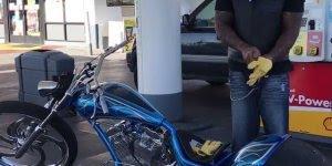 Moto diferente de tudo que já viu, quem amam moto, pira só de ver!