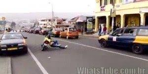 O que esse motoqueiro faz em cima da sua moto impressiona, confira!