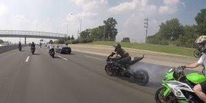 O video mais louco de moto que você vai ver hoje, só para radicais!
