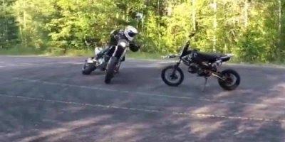 Os melhores domínios em cima de uma moto, você vai pirar!