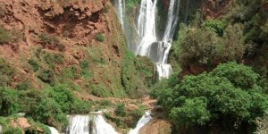 Cascatas de Ouzoud em Marrocos, a maior atração turística da região!