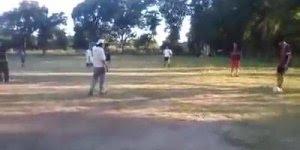 Bebida e futebol não combina, descubra o motivo no video!!!