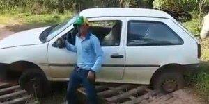 Mata burro ao contrário, veja um dos motivos de não poder dirigir bêbado!
