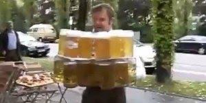 Tragédias com cerveja, atenção, contém cenas fortes com elas!