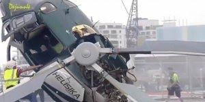 Compilações de helicópteros caindo dos céus, deu ruim para eles!