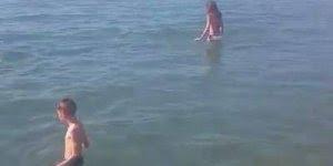 Deu ruim na praia, veja a cenas mais engraçadas e dolorosas!