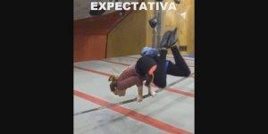 Expectativa versus realidade, kkk! Dai você pensa que vai arrasar e...