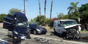 O que a falta de atenção causa no trânsito, muitos atinge pessoas inocentes!