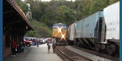 Quase acidente com trens, essas foram por pouco hein, confira!