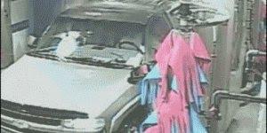 Se for lavar o carro, não abra a porta hahaha, agora você vai entender o motivo!