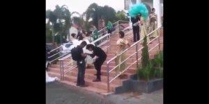 Acidentes de casamentos mais engraçados, para rir muito kkk!