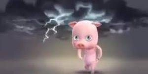 Anti onti fez friii a música do porquinho que encanta a galera!