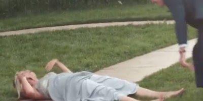 Calças caindo, tombos engraçados e muito mais neste video!