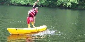 Coisas engraçadas que acontecem na água, para rir muito e compartilhar!
