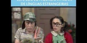 Fazendo o ENEM na parte de línguas estrangeiras, alguém se identifica?