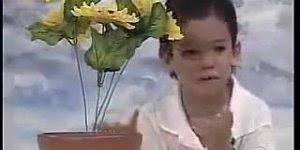 Garotinho fã do Raça Negra dos anos 2000 no programa do Silvio Santos!