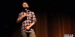 Humorista Marcus Cirilo sobre homens brutos, muito bom você vai rir muito!!!