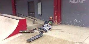 Video engraçado para dar risadas, essas pessoas quase se matam hahaha!