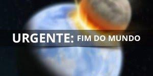 Notícia Urgente, NASA declara que mundo vai acabar em abril, confira!