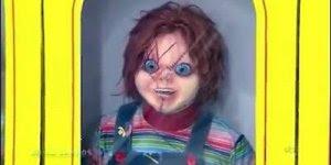 Pegadinha do boneco assassino e sua noiva, que susto e que medo hahaha!