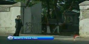 Pegadinha do morto que pega táxi, para dar muitas risadas hahaha!