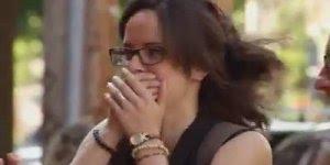 Pegadinha do namorado que foi pedir sua namorada em casamento!