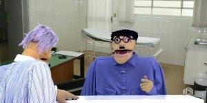 Piada de médico e paciente, essa doença não agrada nem um pouco hahaha!