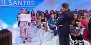 Silvio Santos e suas peripécias ditas durante o programa, confira!