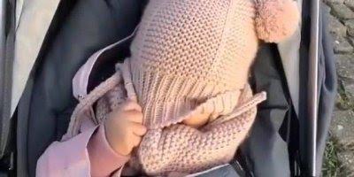 Achou? Cadê? Achou? Que video mais fofo de bebê, confira!