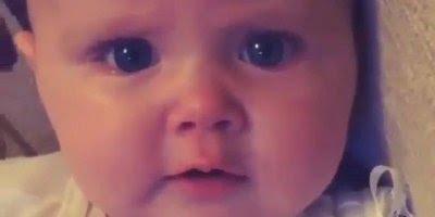 Aquele barulhinho que os bebês fazem e que toda mãe é apaixonada!