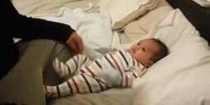 Bebê imitando dança, veja como é fofo e inteligente essa criatura!
