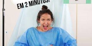 Como é a gravidez em 2 minutos, um resumo de tudo que precisa saber!