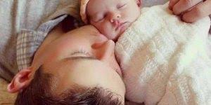Fotos de Bebês e Papais, que momentos mais lindos de registrar!