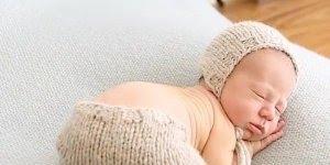 Fotos de recém nascido lindíssima! Não tem como não amar estes seres!!!