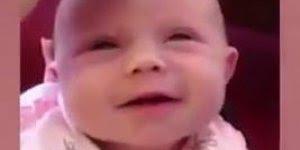 O que acontece quando se faz carinho na cabeça de um bebê?