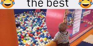 Top 13 de tombos de bebês mais engraçados, para rir muito kkk!