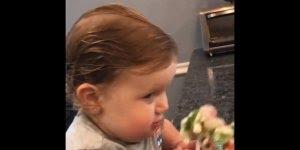 Bebês e as cenas mais engraçadas que eles podem proporcionar!