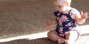 Crianças conhecendo a própria sombra e brincando com elas!